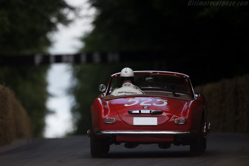BMW 507 - Chassis: 70032 - Entrant: BMW Group Classic  - 2016 Goodwood Festival of Speed