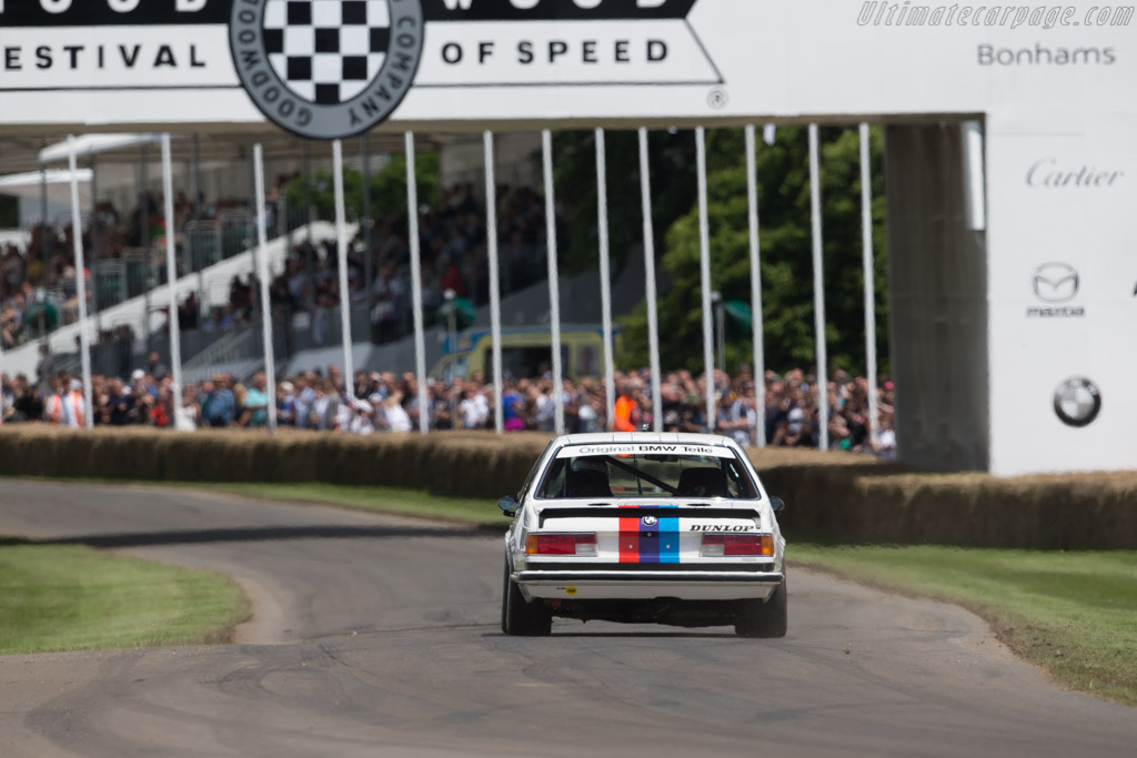BMW 635CSI - Chassis: E24 RA1-07 - Entrant: BMW Group Classic - Driver: Leopold von Bayern  - 2016 Goodwood Festival of Speed