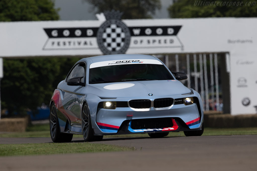 BMW Concept 2002  - Entrant: BMW Group Classic  - 2016 Goodwood Festival of Speed