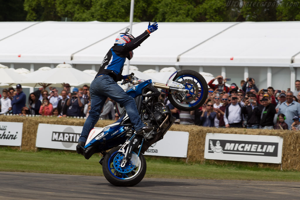 BMW F800R  - Driver: Mattie Griffin  - 2016 Goodwood Festival of Speed