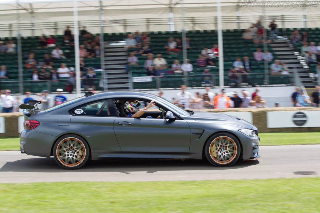 Bmw M4 Gts 2016 Goodwood Festival Of Speed