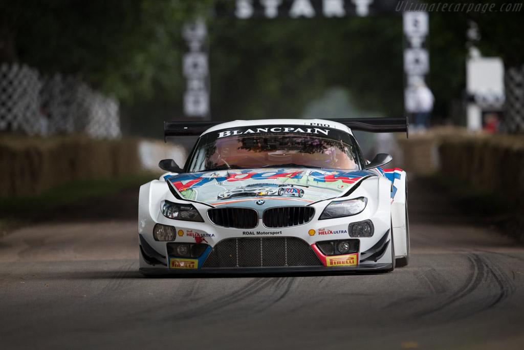 BMW Z4 GT3  - Entrant: BMW Group Classic - Driver: Alessandro Zanardi  - 2016 Goodwood Festival of Speed