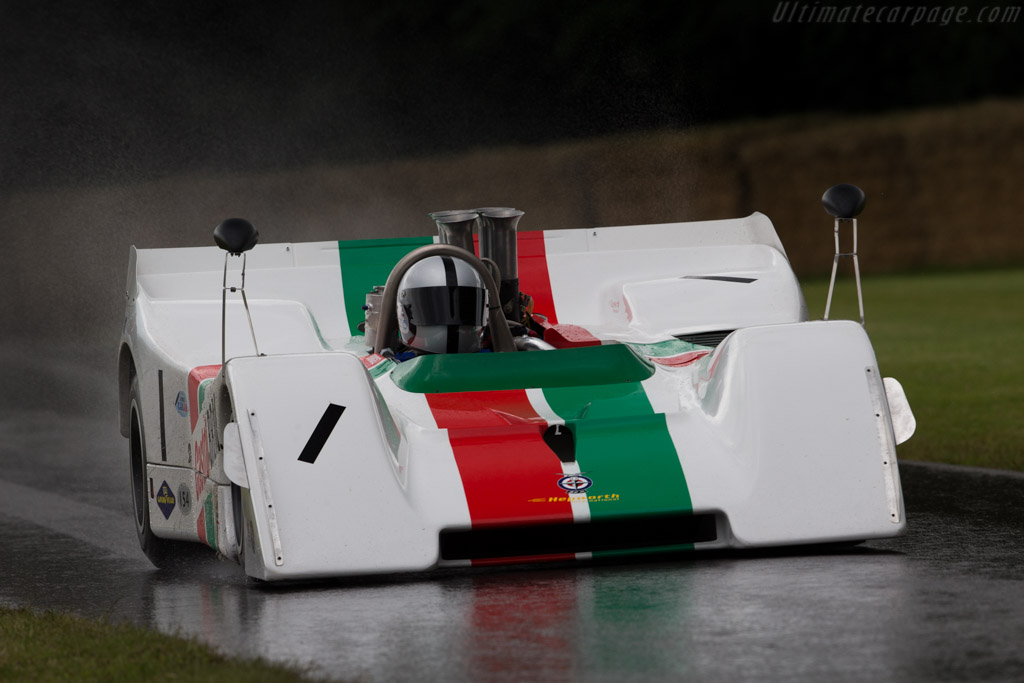 Brm P154 Chassis P154 02 Driver Stephen Hepworth 2016 Goodwood Festival Of Speed