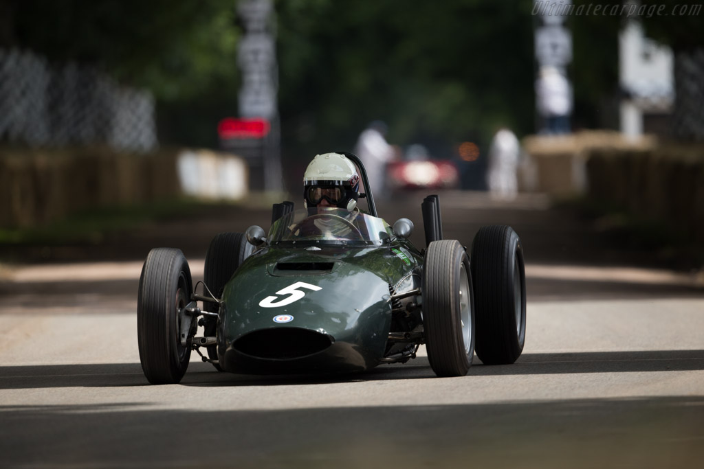 BRM P57 - Chassis: 572 - Driver: David Clark  - 2016 Goodwood Festival of Speed
