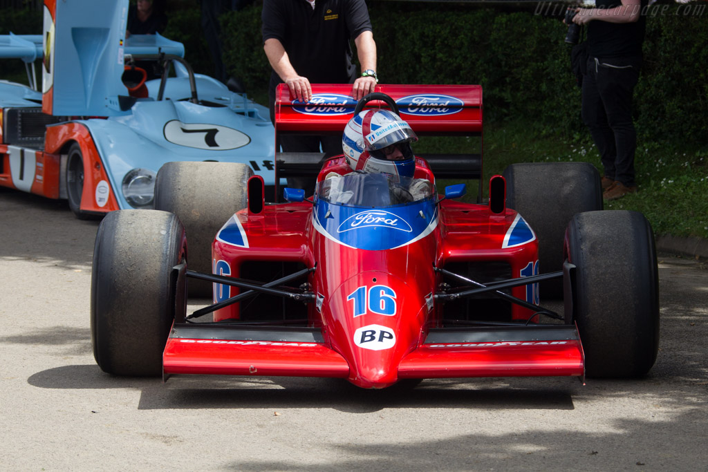 Beatrice THL2 Ford - Chassis: 86-001 - Driver: Richard Meins  - 2016 Goodwood Festival of Speed