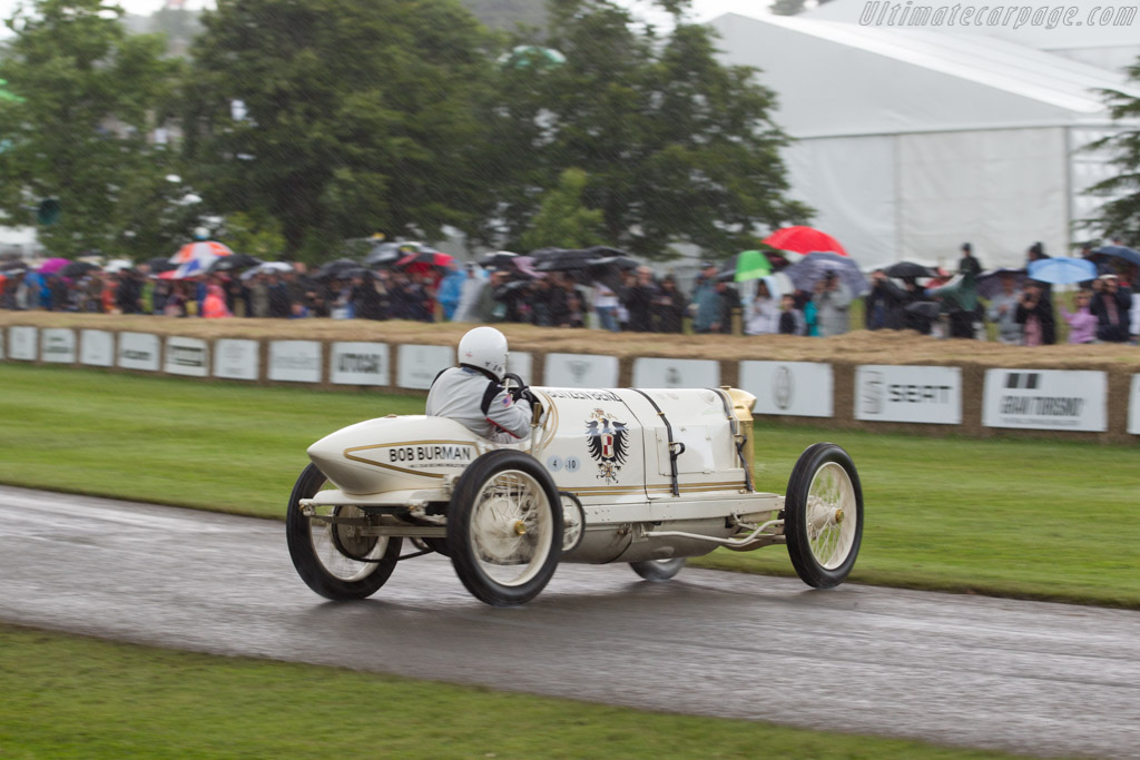 Benz 200hp Blitzen - Chassis: 2141 - Driver: William Evans  - 2016 Goodwood Festival of Speed