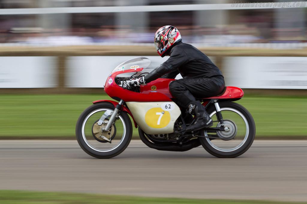 Bultaco TSS360  - Driver: Mauro Garini  - 2016 Goodwood Festival of Speed