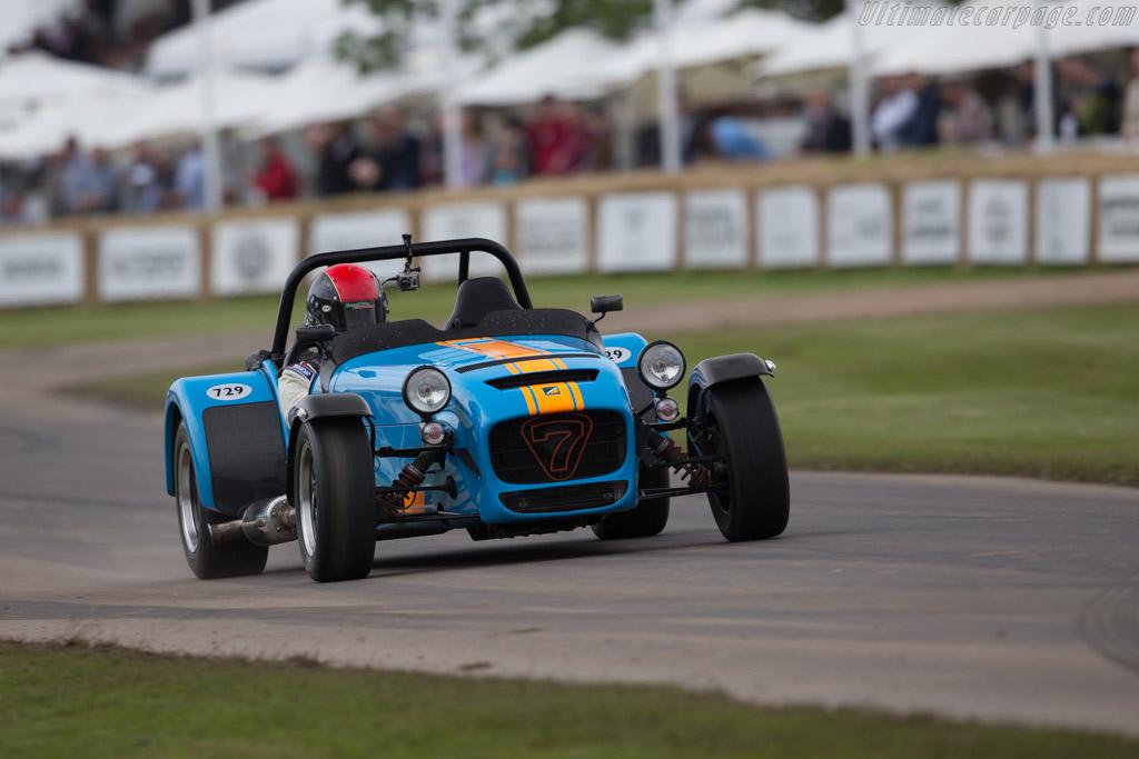 Caterham 620R    - 2016 Goodwood Festival of Speed