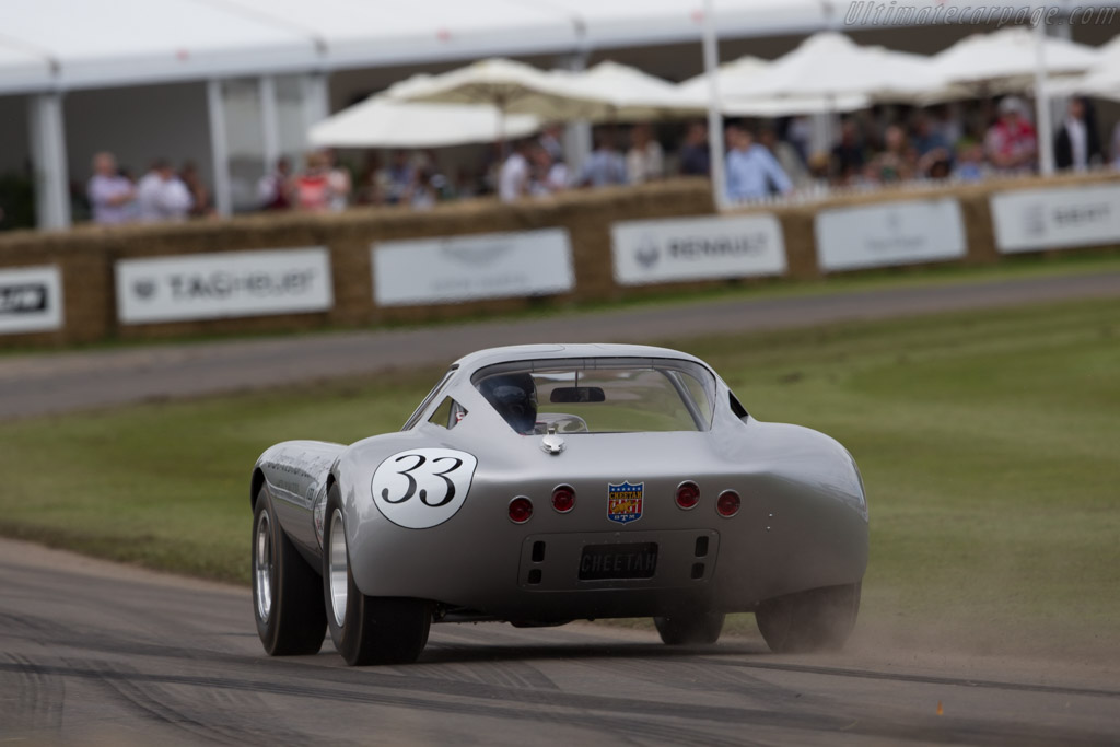 Cheetah Chevrolet - Chassis: 006 - Driver: Robert Auxier  - 2016 Goodwood Festival of Speed
