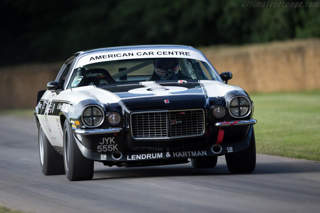 Chevrolet Camaro Z28  - Driver: Stuart Scott  - 2016 Goodwood Festival of Speed