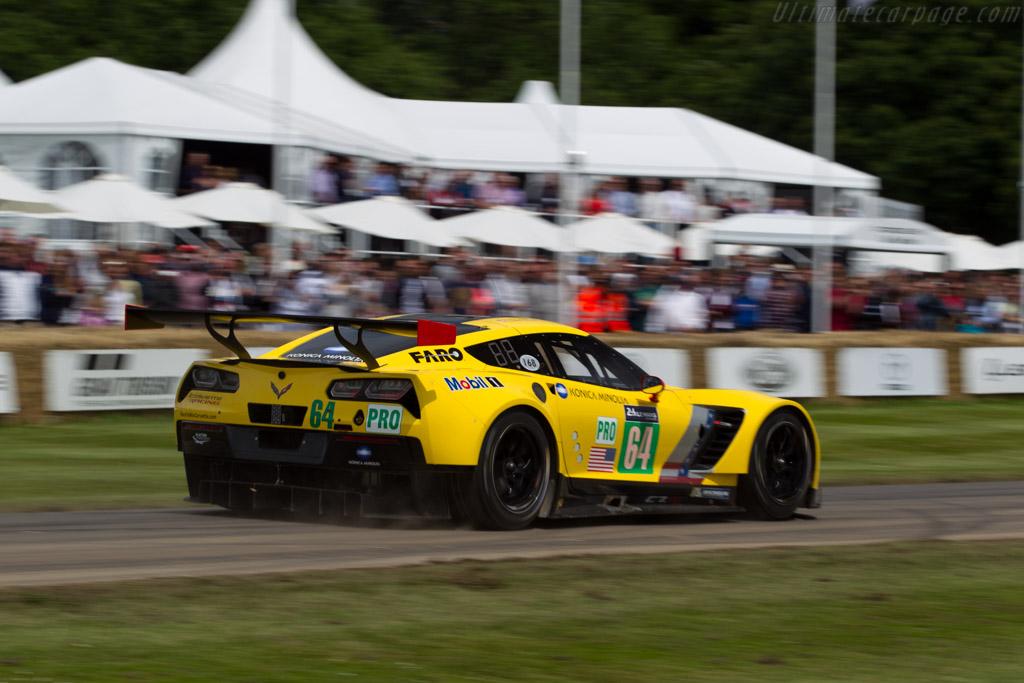 Chevrolet Corvette C7.R - Chassis: C7RGT-006 - Driver: Mark Reuss - 2016 Goodwood Festival of Speed