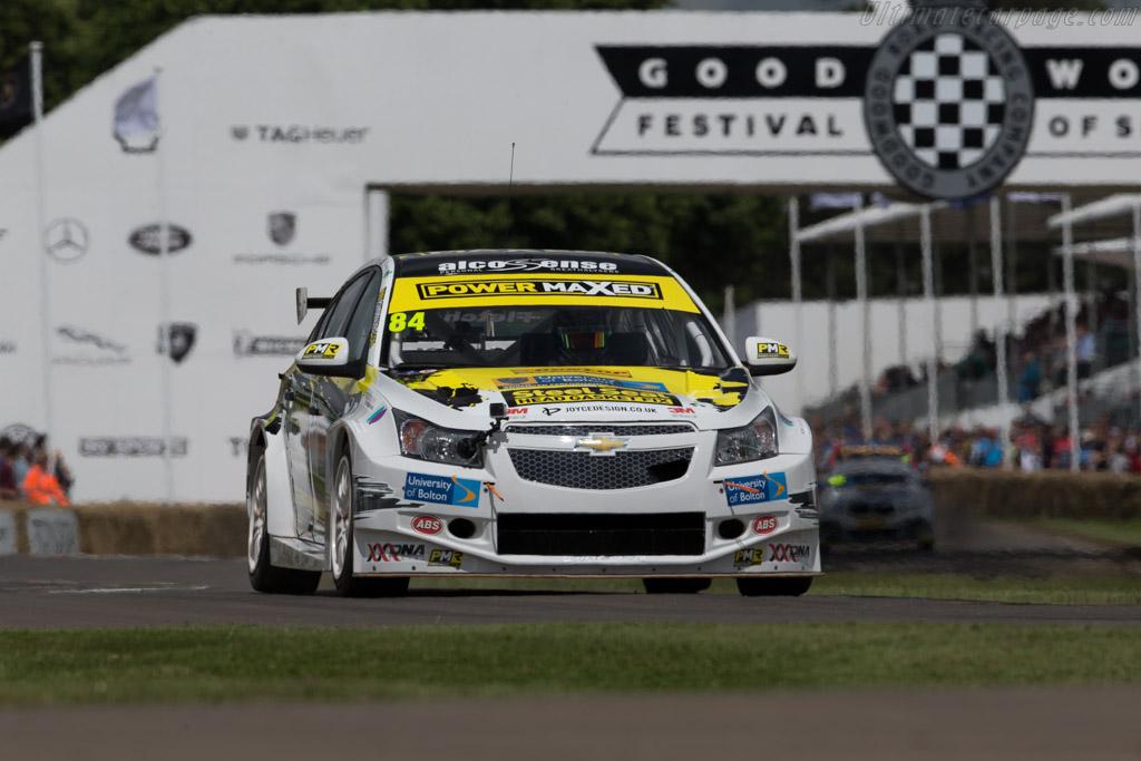 Chevrolet Cruze  - Entrant: Power Maxed Racing - Driver: Kelvin Fletcher  - 2016 Goodwood Festival of Speed