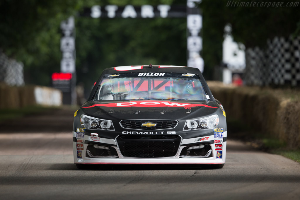 Chevrolet SS  - Entrant: Richard Childress Racing - Driver: Richard Childress  - 2016 Goodwood Festival of Speed