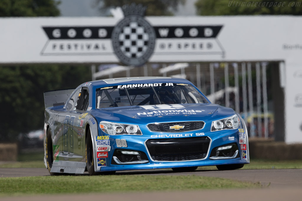 Chevrolet SS  - Driver: Will Spencer  - 2016 Goodwood Festival of Speed