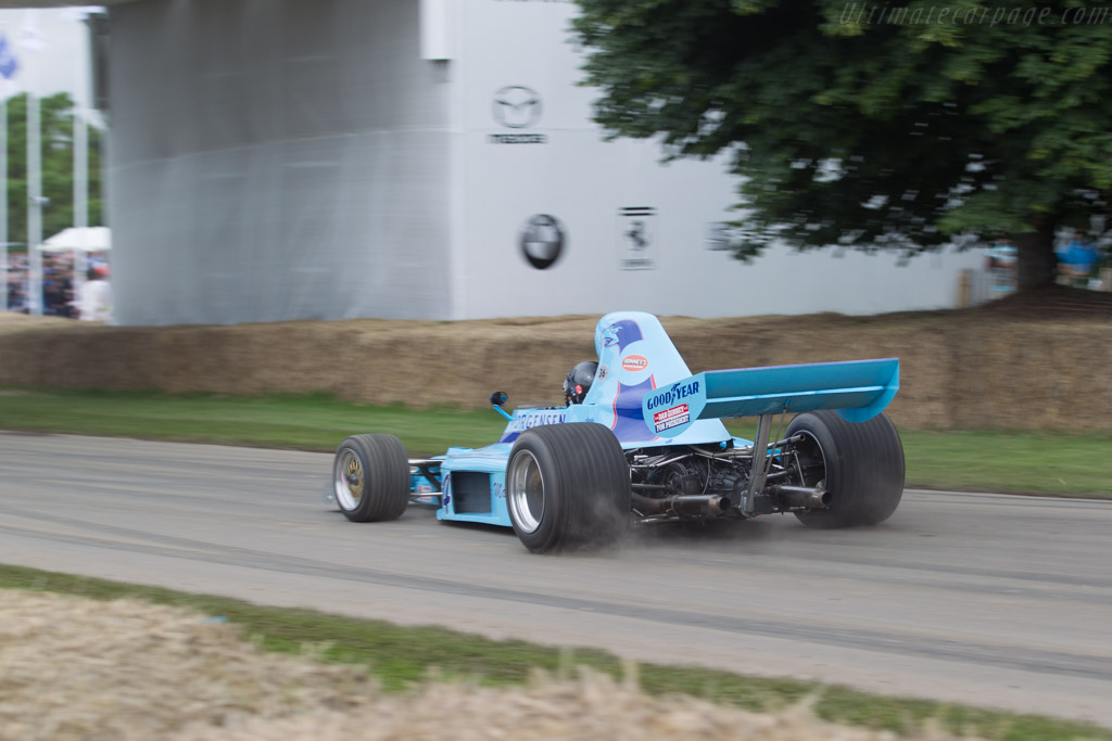 Eagle 74A Chevrolet - Chassis: 004 - Driver: Frank Lyons - 2016 Goodwood Festival of Speed