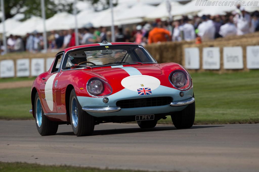Ferrari 275 GTB/C - Chassis: 09035 - Entrant: Paul Vestey - Driver: Dudley Mason-Styrron  - 2016 Goodwood Festival of Speed