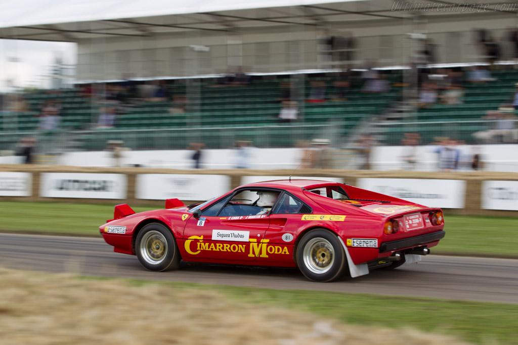 Ferrari 308 GTB Group B - Chassis: 24783 - Driver: Christopher Wilson  - 2016 Goodwood Festival of Speed