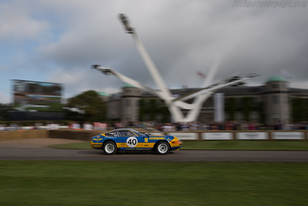 Ferrari 365 GTB/4 - Chassis: 13219 - Driver: Tim Summers  - 2016 Goodwood Festival of Speed