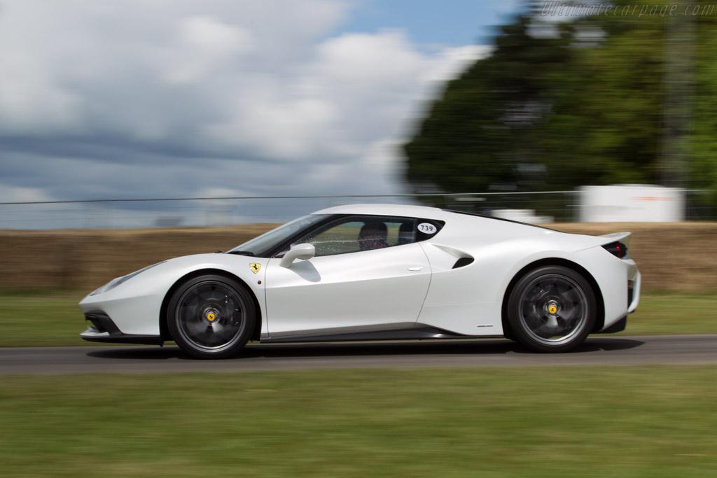 Ferrari 458 MM - Chassis: 214131   - 2016 Goodwood Festival of Speed