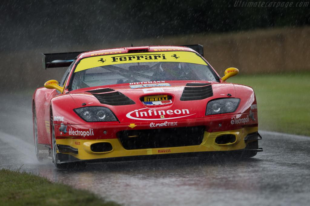 Ferrari 550 Maranello - Chassis: 115815 - Driver: Mike Smith  - 2016 Goodwood Festival of Speed