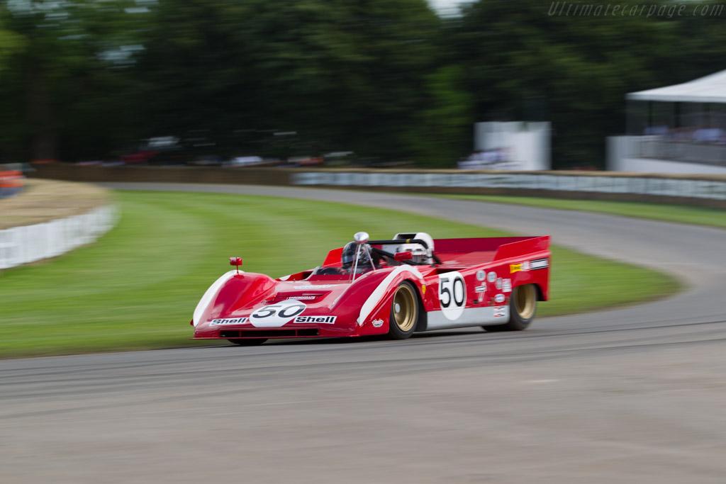 Can Am Cars  Ferrari