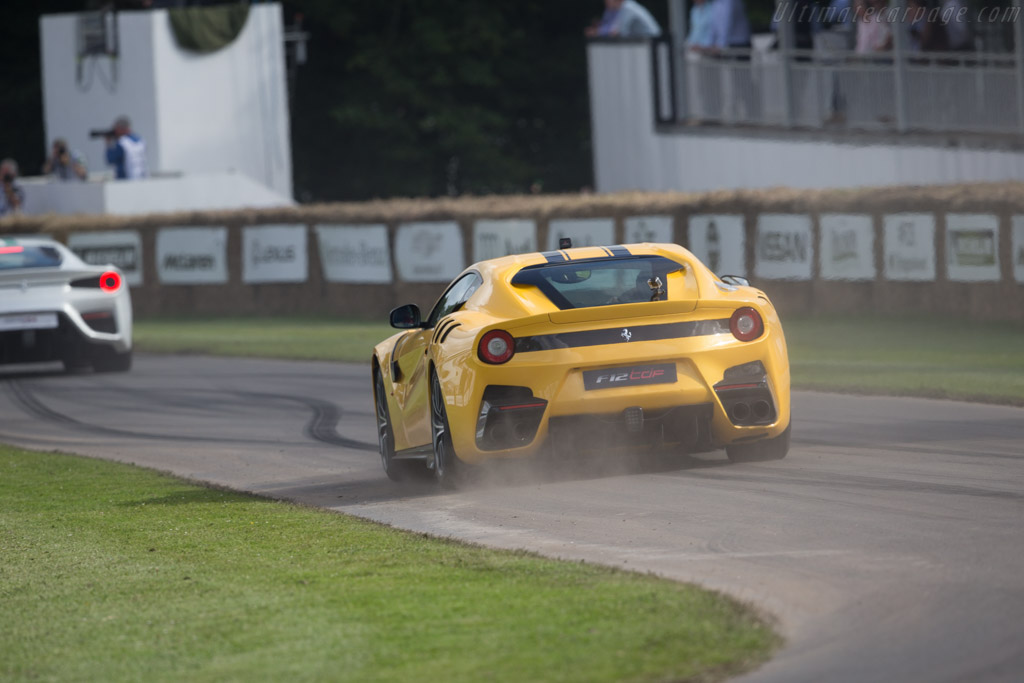 Ferrari F12 TDF - Chassis: 217515   - 2016 Goodwood Festival of Speed