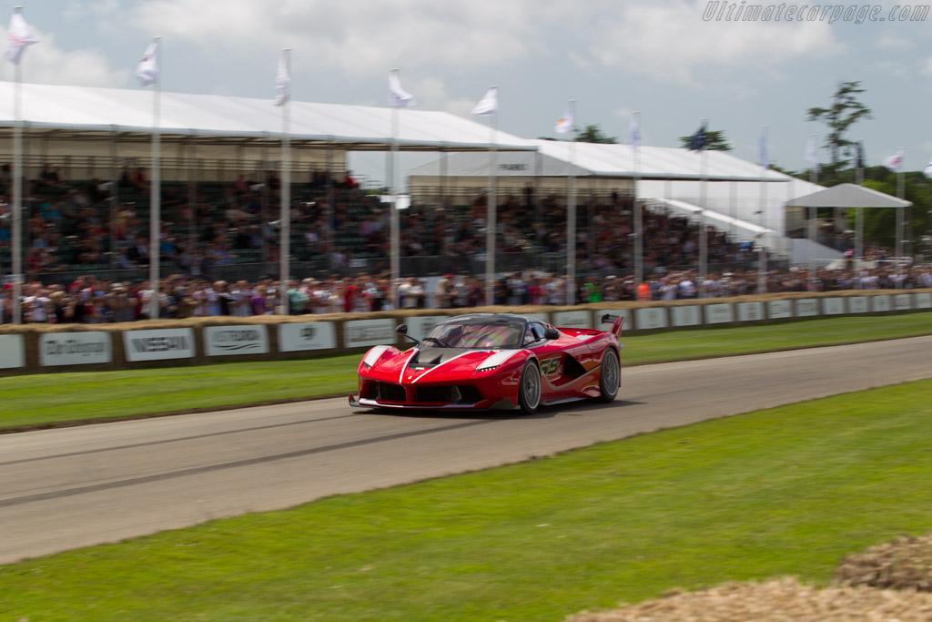 Ferrari FXXK - Chassis: 208791   - 2016 Goodwood Festival of Speed