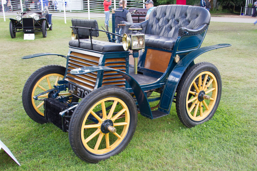 Fiat 3.5 HP  - Entrant: Fiat UK Limited  - 2016 Goodwood Festival of Speed
