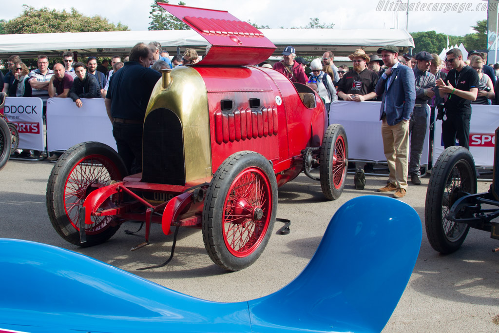 Fiat S76 - Chassis: 1 - Driver: Duncan Pittaway  - 2016 Goodwood Festival of Speed