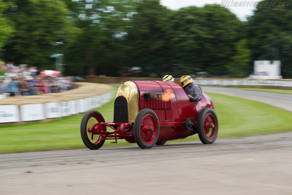 Fiat S76 - Chassis: 1 - Entrant: Duncan Pittaway  - 2016 Goodwood Festival of Speed