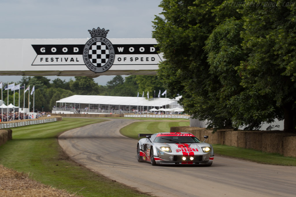 Ford GT Doran - Chassis: JE5-004 - Driver: Andrea Robertson  - 2016 Goodwood Festival of Speed