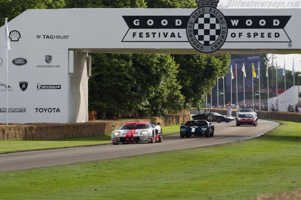 Ford GT Doran - Chassis: JE5-004   - 2016 Goodwood Festival of Speed