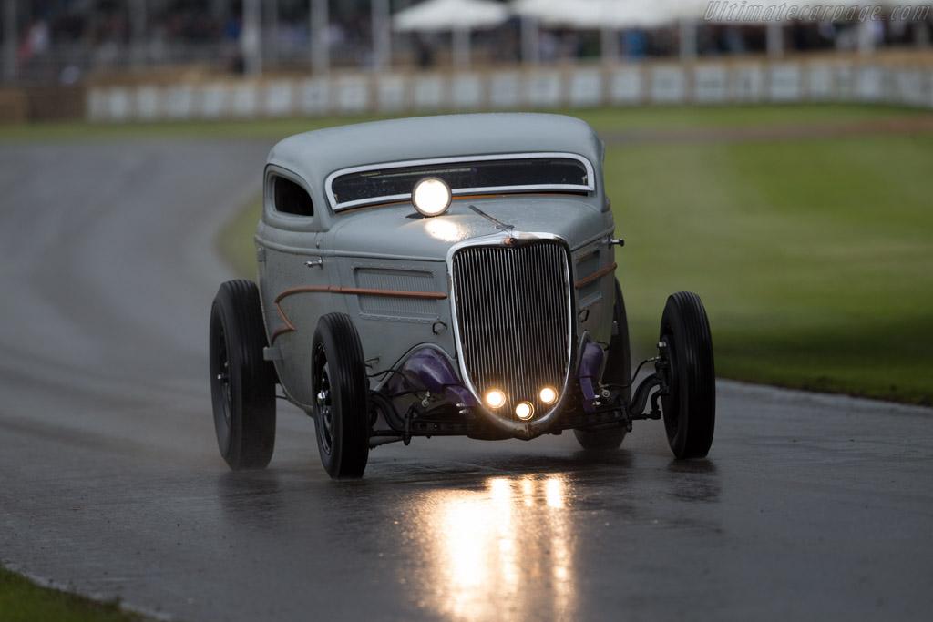 Ford Whiskeyrunner  - Driver: Billy Gibbons  - 2016 Goodwood Festival of Speed