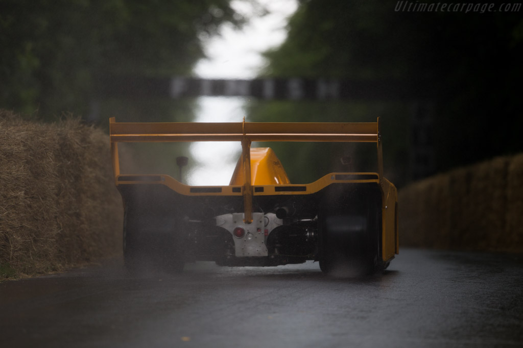 Hepworth GB1 Chevrolet - Chassis: 1 - Driver: Andrew Hepworth  - 2016 Goodwood Festival of Speed
