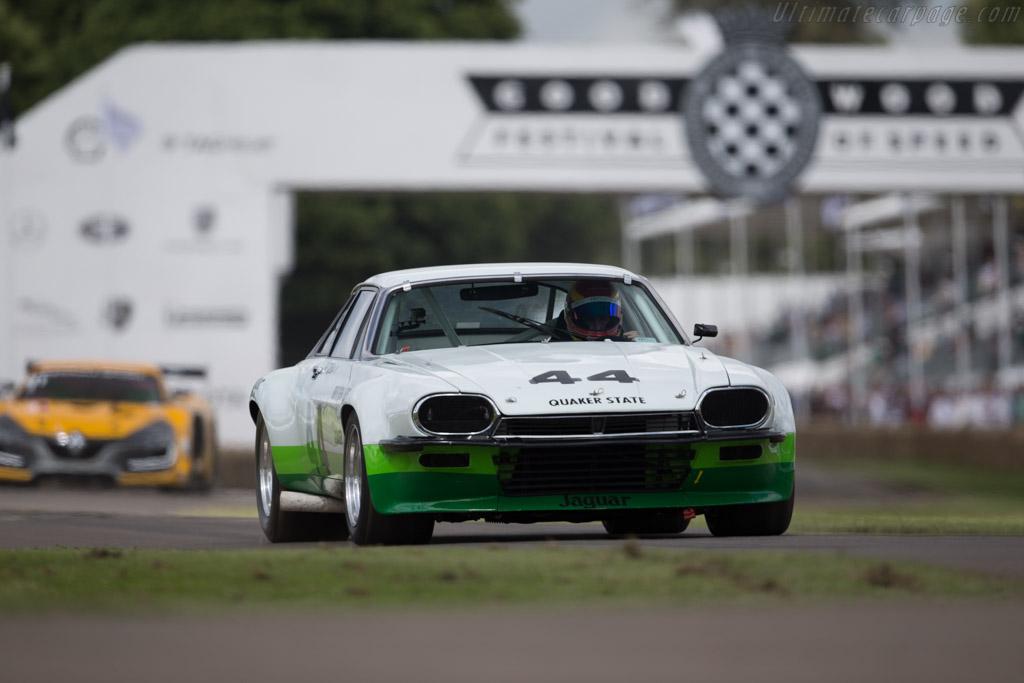 Jaguar XJ-S Group 44 - Chassis: 1 - Entrant: JD Classics - Driver: Craig Ward  - 2016 Goodwood Festival of Speed