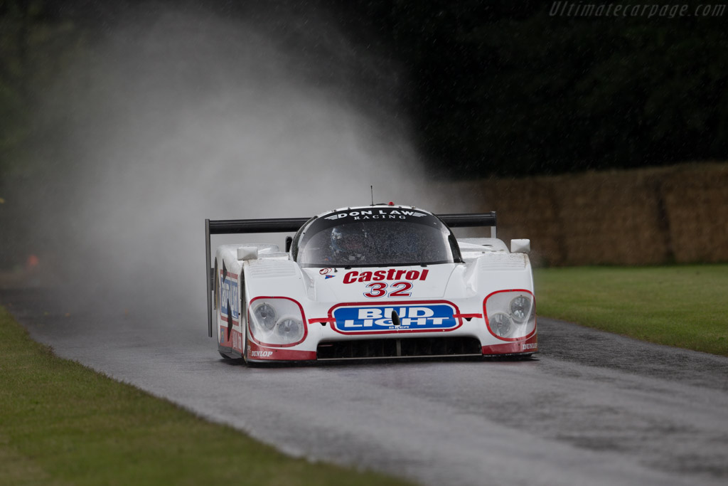 Jaguar XJR-12D - Chassis: J12-C-193 - Entrant: Don Law Racing - Driver: Justin Law - 2016 Goodwood Festival of Speed