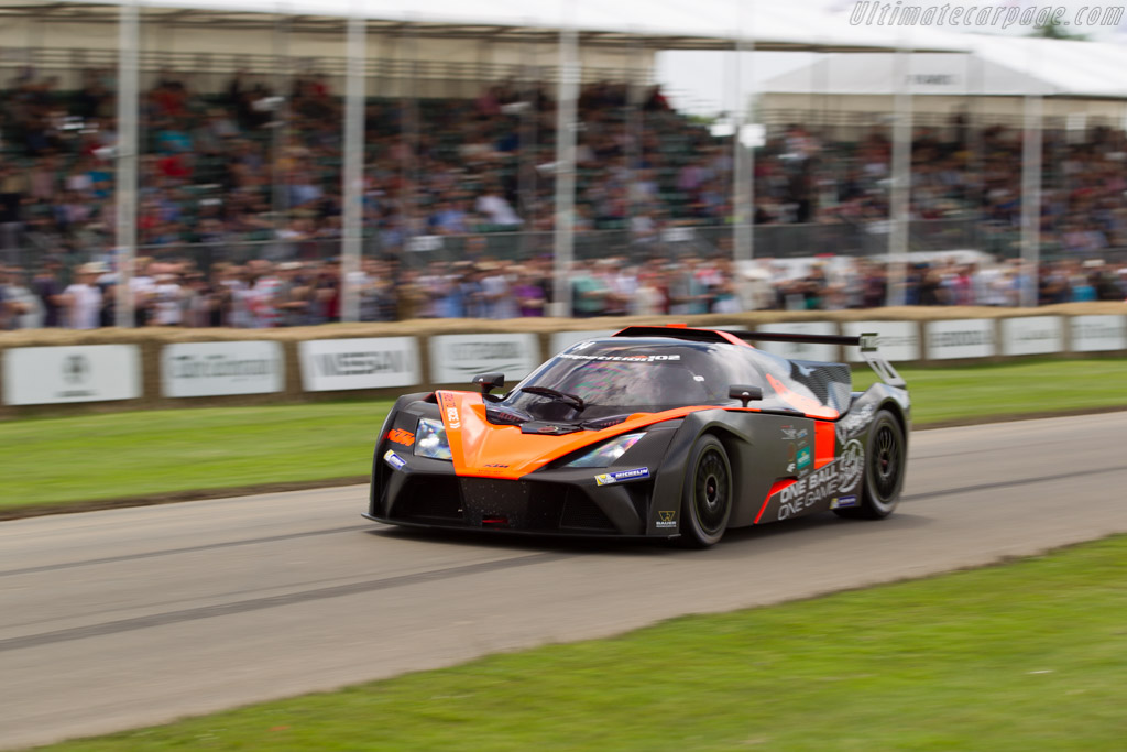 KTM X-Bow GT4    - 2016 Goodwood Festival of Speed