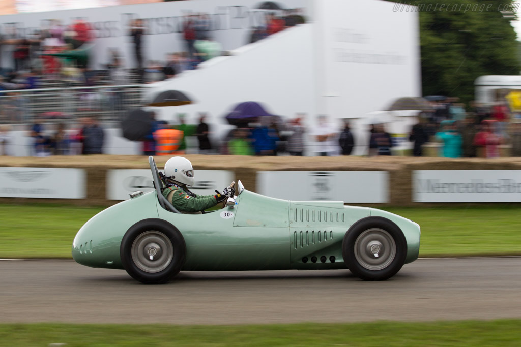 Kieft GP Climax - Chassis: 1 - Driver: Nigel Batchelor  - 2016 Goodwood Festival of Speed