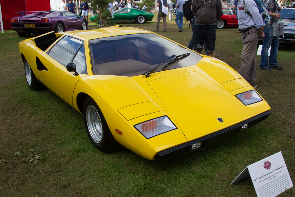 Lamborghini Countach Periscopo  - Entrant: Nick Gatehouse  - 2016 Goodwood Festival of Speed