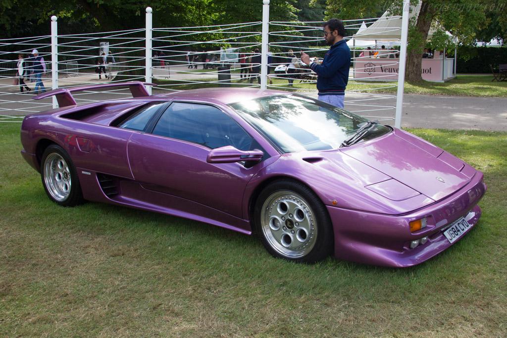 Lamborghini Diablo  - Entrant: Simon Furlonger  - 2016 Goodwood Festival of Speed
