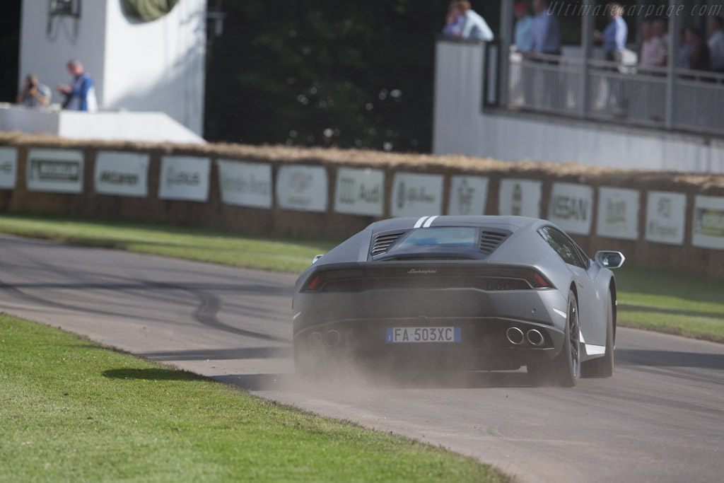 Lamborghini Huracan LP610-4 Avio    - 2016 Goodwood Festival of Speed