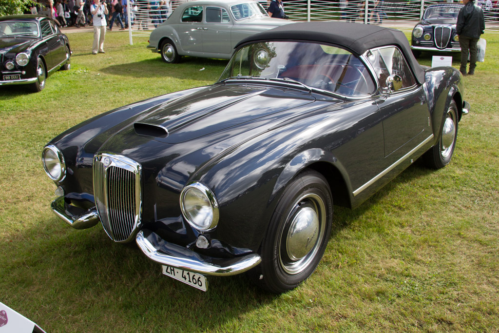 Lancia Aurelia Spider America  - Entrant: Greg Manocherlan  - 2016 Goodwood Festival of Speed