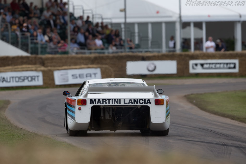 Lancia Beta Montecarlo - Chassis: 1004 - Driver: Stefano Macaluso  - 2016 Goodwood Festival of Speed