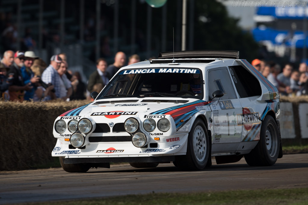 Lancia Delta S4 - Chassis: 205 - Driver: Henry Pearman  - 2016 Goodwood Festival of Speed
