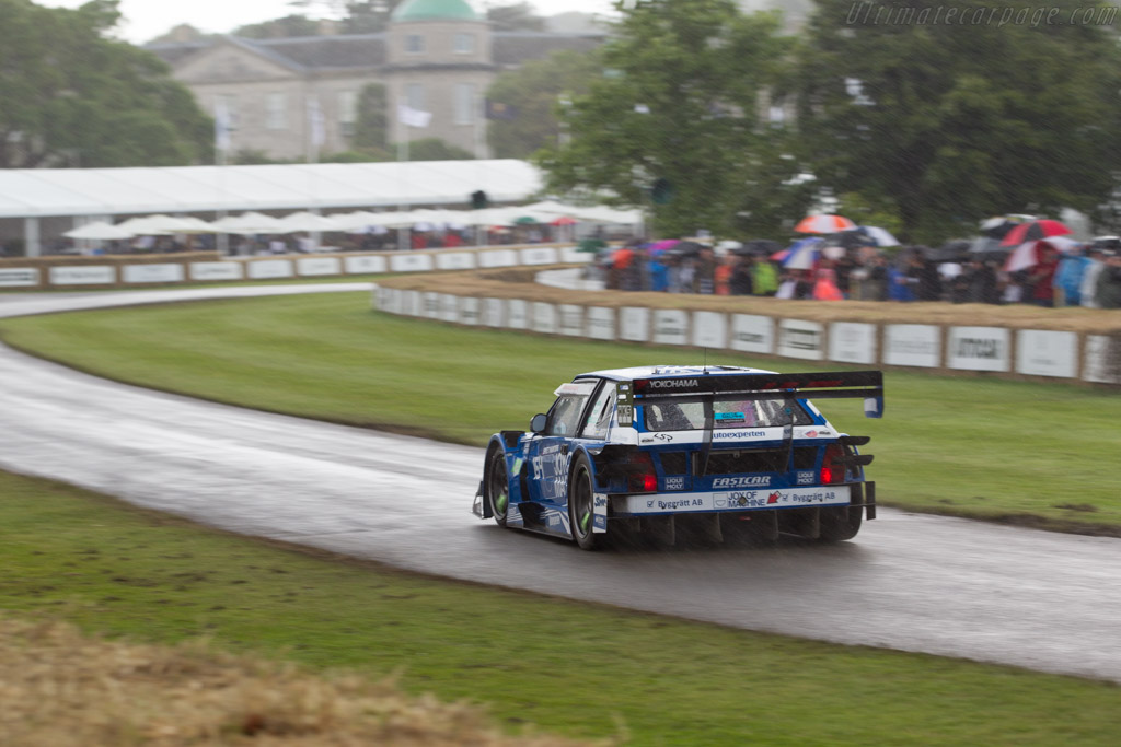 Lancia Lasupra  - Driver: Peter Pentell  - 2016 Goodwood Festival of Speed