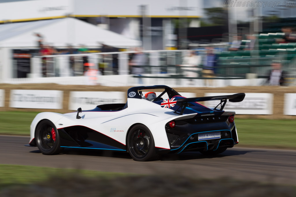 Lotus 3-Eleven    - 2016 Goodwood Festival of Speed
