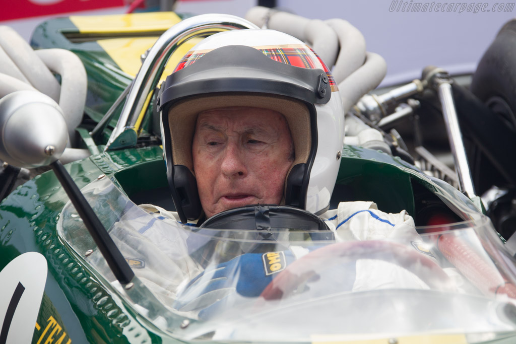 Lotus 43 BRM - Chassis: 43/1 - Entrant: Philip Middlehurst - Driver: Sir Jackie Stewart  - 2016 Goodwood Festival of Speed