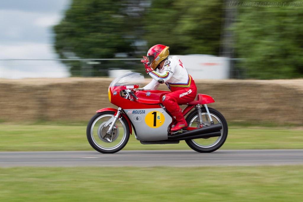 MV Agusta 500  - Driver: Giacomo Agostini  - 2016 Goodwood Festival of Speed