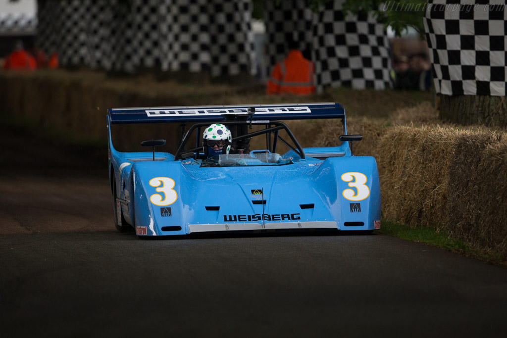 March 717 Chevrolet - Chassis: 717/1 - Driver: Lionel Dodkins  - 2016 Goodwood Festival of Speed