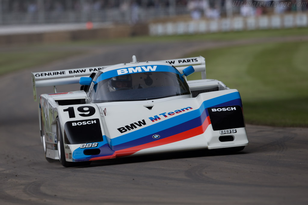 March BMW GTP - Chassis: 86G-04 - Driver: Peter Garrod  - 2016 Goodwood Festival of Speed